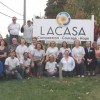 Key Plastics employees helping LACASA 'wipe out abuse'