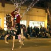 Fantasy of Lights is a joyous event in downtown Howell the day after Thanksgiving