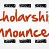 2016 Margaret Starkey Scholarship Recipients Announced