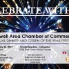 Howell Area Chamber of Commerce 60th Annual Dinner and Citizen of the Year Presentation slated for January 26