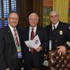 Rep. Vaupel, Mayor Proctor and Jeff Boyd attend Michigan Governor's State of the State Address