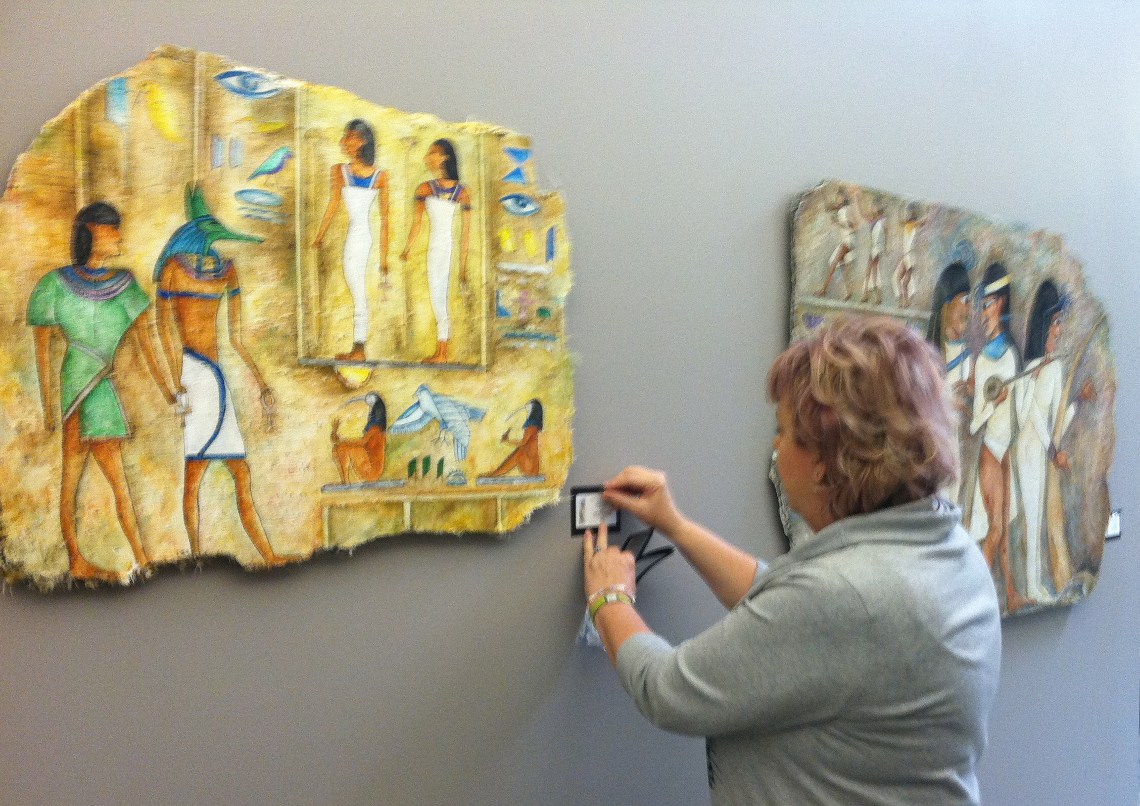 Art at the Chamber features work of Connie Jermov | Howell.org