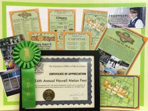 Melon Festival Award