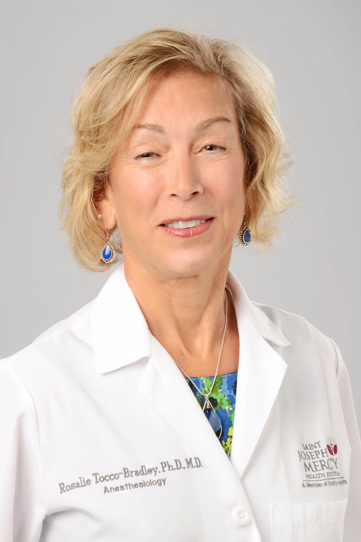 Rosalie Tocco Bradley named chief medical officer of St Joseph