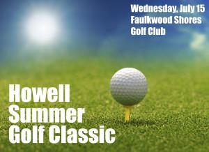 Summer Golf Logo
