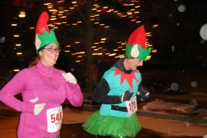 Fantasy 5K runners