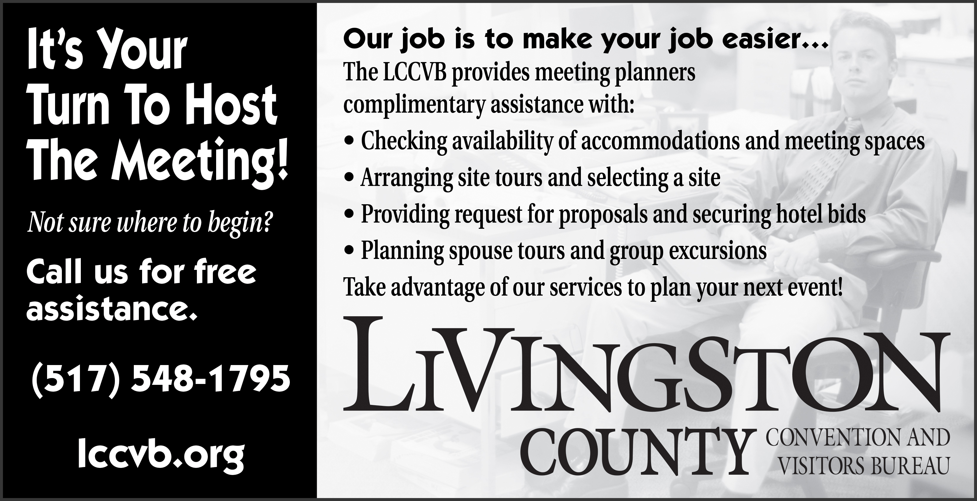 Livingston County Convention And Visitors Bureau