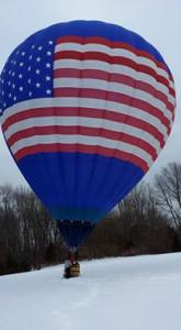 snow balloon